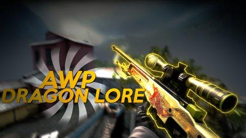 AWP | Dragon Lore