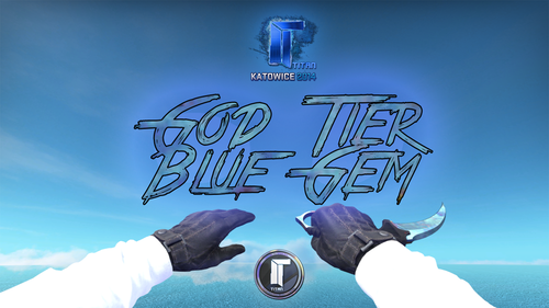The God Tier Blue Gem
