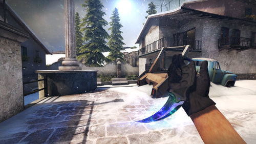 Karambit Doppler