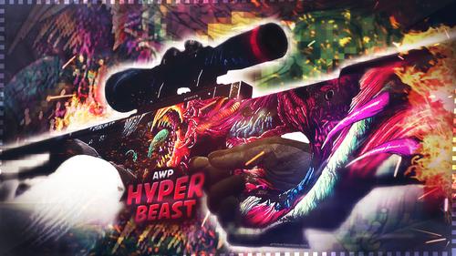 AWP Hyper Beast