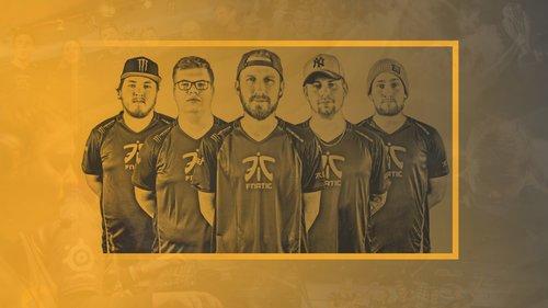 Fnatic CS:GO Team