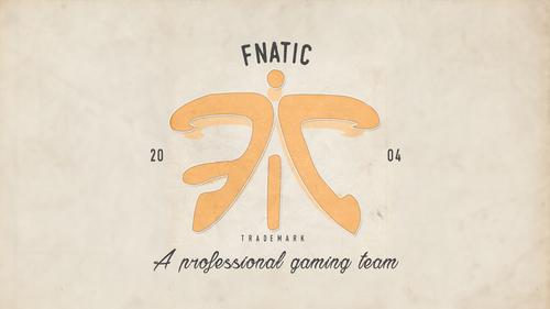 Fnatic (old school) Wallpaper