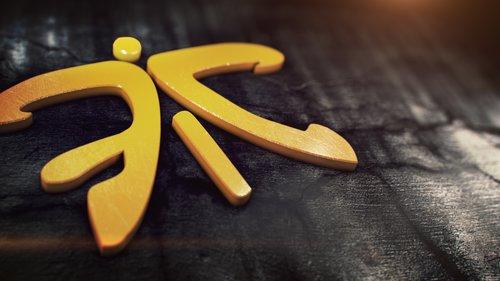 fnatic 3D logo 2