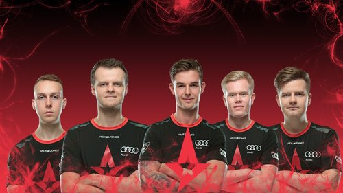 Astralis wallpaper with player by Ronofar (maybe B
