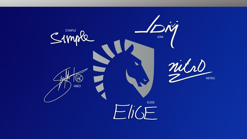 Team Liquid ESL Cologne 2016 Style 2