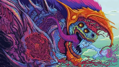 Hyper Beast | Vectorized