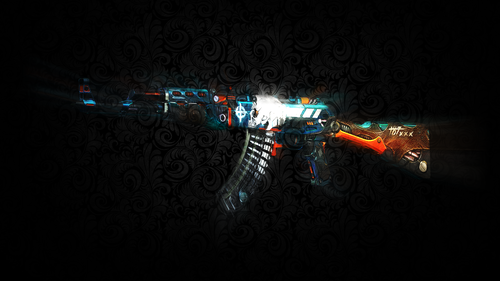 AK-47 | Skulliosis