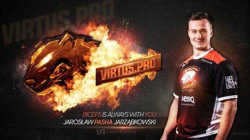 Virtus.pro PashaBiceps