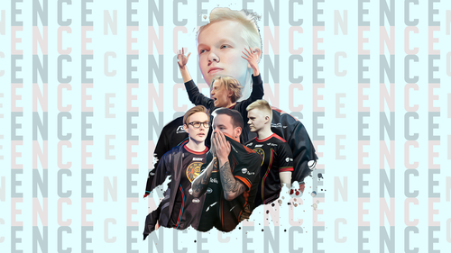 ENCE Wallpaper