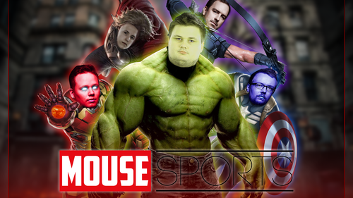 Mousesports X Avengers