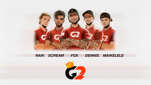 Kinguin G2 Wallpaper