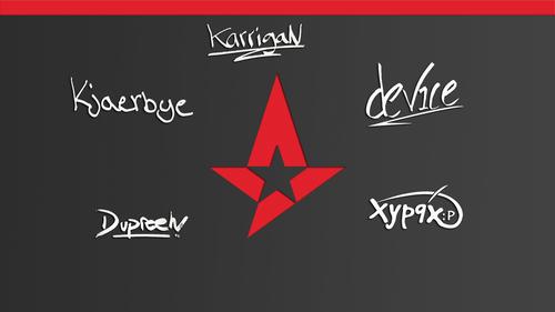 Astralis Signatures