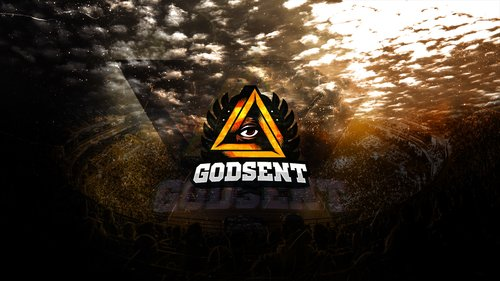 Godsent in the SKY!