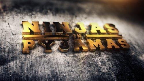 nip text logo 3D