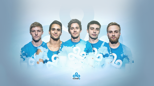 Cloud 9 Player Wallpaper