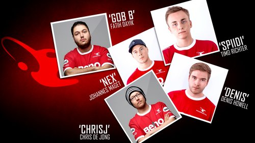 Mousesports Roster