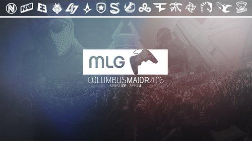 MLG Columbus Major Backround