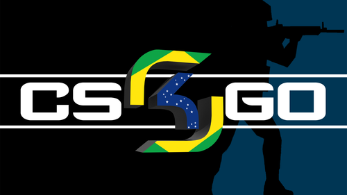 SK TEAM Brazilian  Wallpaper