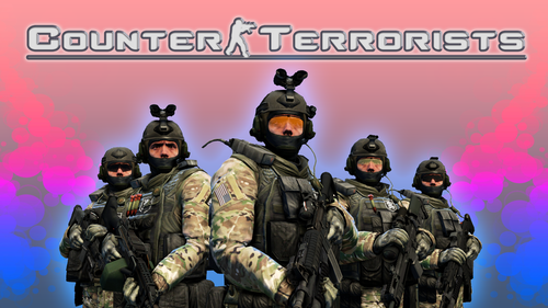 Counter-Terrorist Playful