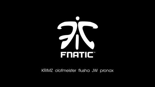 Fnatic black/white