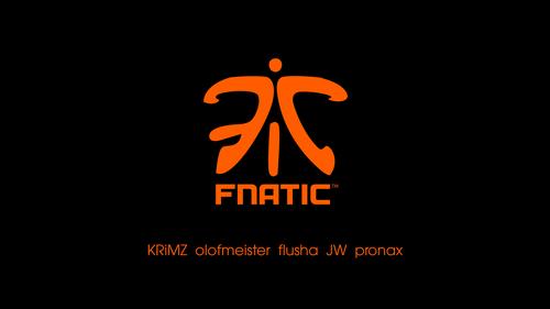 Fnatic black/orange