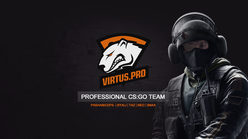 Virtus.Pro Wallpaper