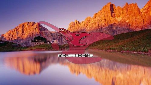 mouseports lake reflection