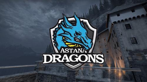 Astana Dragons on Castle