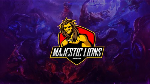 Majestic Lions CS:GO Wallpaper