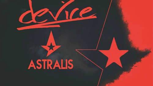 Dev1ce Astralis Wallpaper Version