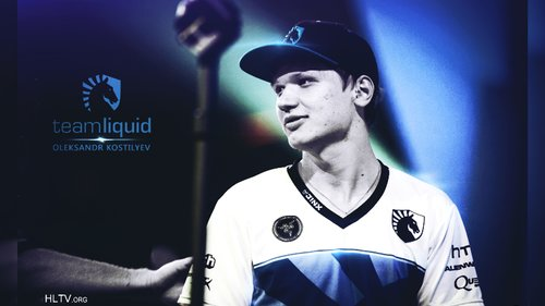 Oleksandr S1mple Kostilyev Team Liquid Wallpaper b