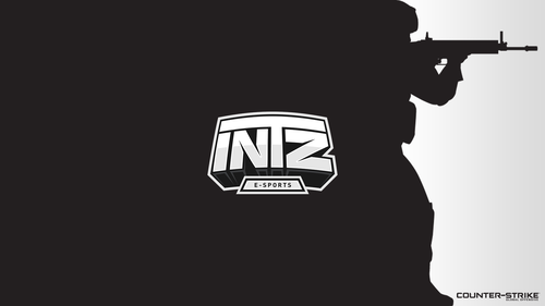 Black with logo - INTZ
