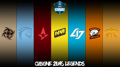 Cologne 2016 Legends.