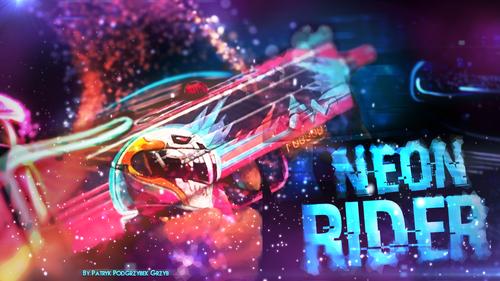 MAC-10 Neon Rider