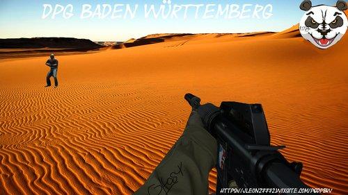 DPG in Desert