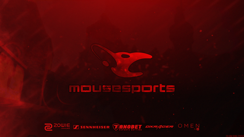 MouseSports Bloody Red