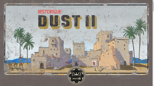 New Dust 2 Poster