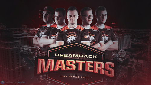 Virtus.pro won the Dreamhack 2017
