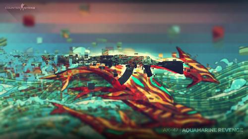 Aquamarine Revenge