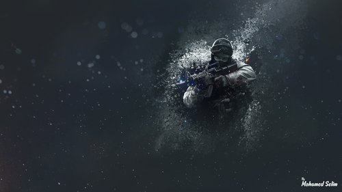 New Counter-Strike Background