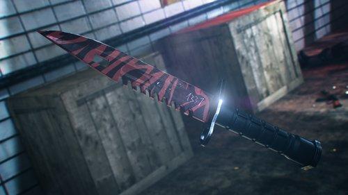 m9 bayonet slaughter 3D