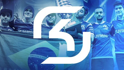SK Gaming phone wallpaper