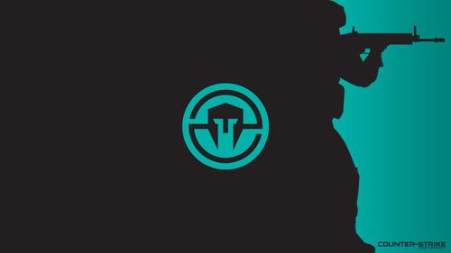 Black with logo - Immortals