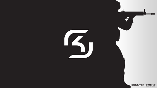 Black with logo - SK