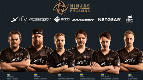 NiP Gaming 2016 wallpaper