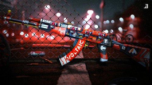 АК-47 - Bloodsport
