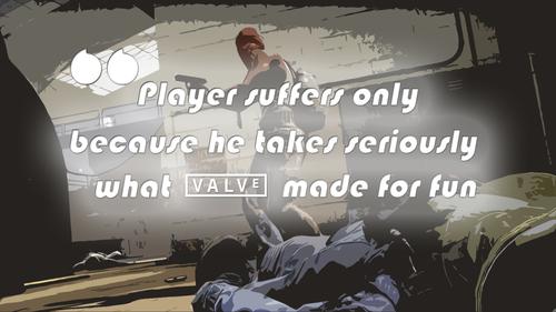 Player suffer