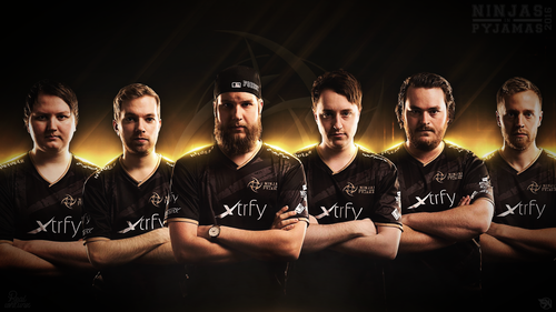 NiP-Gaming Wallpaper 2K16