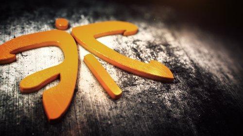 fnatic 3D logo 1