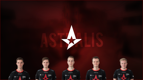 Astralis 2018